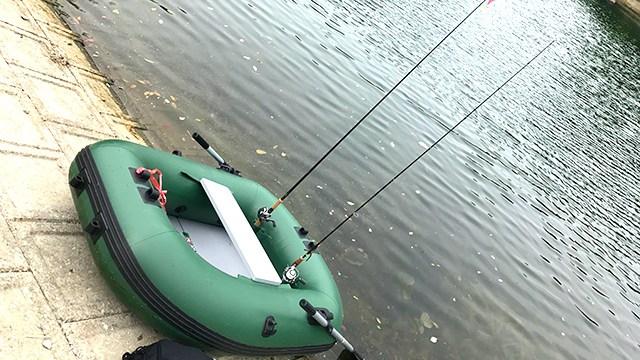 ドッペルギャンガー フローターボート