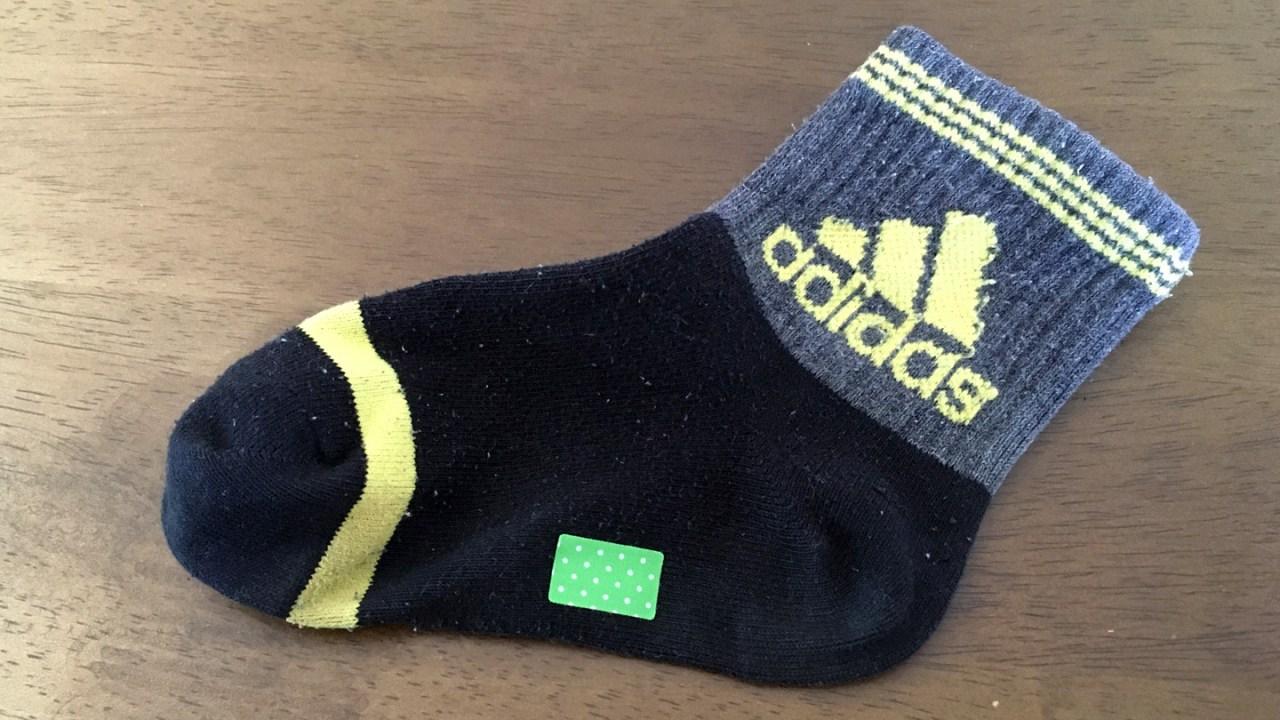 黒い靴下の名前の付け方!信じられないほど簡単で長持ちするワザ