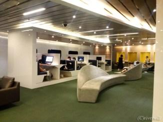 ベトナム ダウン 空港ラウンジ Vietnam Da Nang Airport Lounge CIP ORCHID LOUNGE