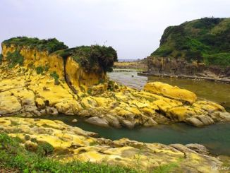 台湾 基隆 和平島公園 Taiwan Keelung Heping Park