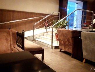 インド 空港ラウンジ India Airport Lounge New Deli