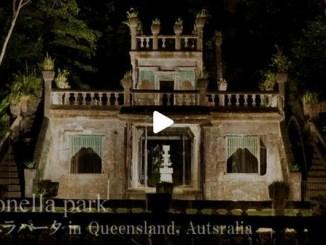 【Top Buzz】【絶景大陸vol.063】まるでラピュタの世界!オーストラリアにあるスペイン風古城の廃墟 Paronella Park, Australia
