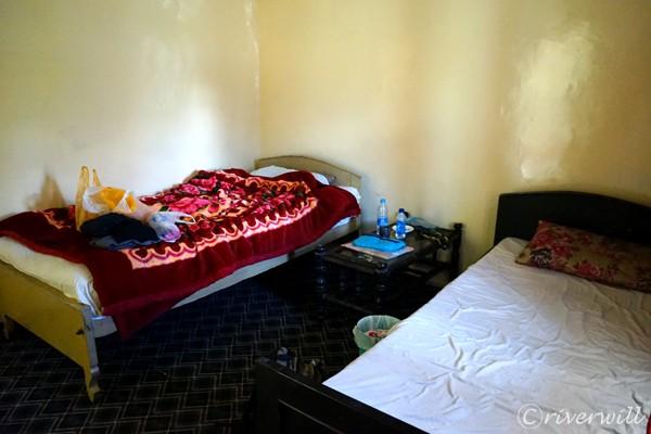 パキスタン フンザ カリマバードイン Pakistan Hunza Karimabad Inn