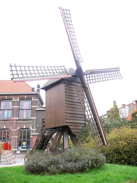 ホーボーケン 風車小屋