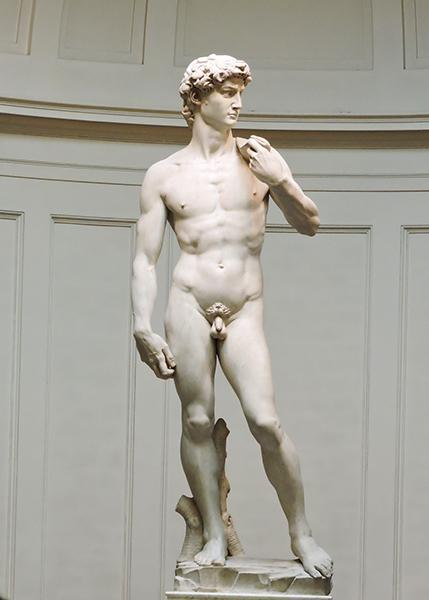 アカデミア美術館 ダビデ像