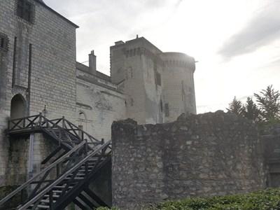 フランス ロシュ城