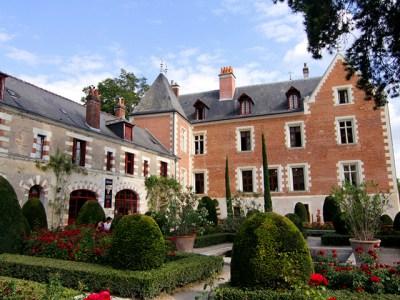 フランス クロ・リュセ城