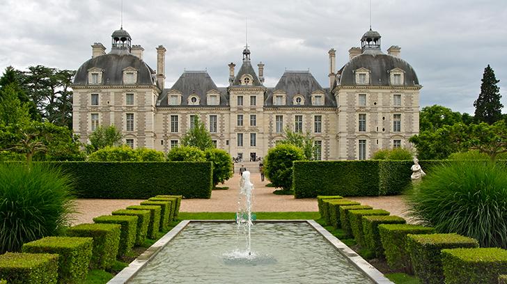フランス シュヴェルニー城