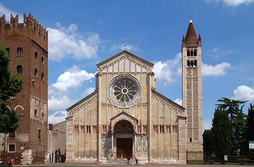 サン・ゼーノ聖堂
