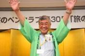 締めの挨拶は大川哲次理事から「みなさん、おおきにアリガトウ!」