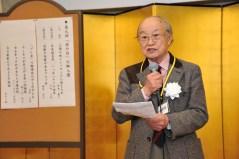 「旅の日」川柳大賞講評は名誉会員山本鉱太郎
