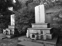 板垣退助夫妻の墓