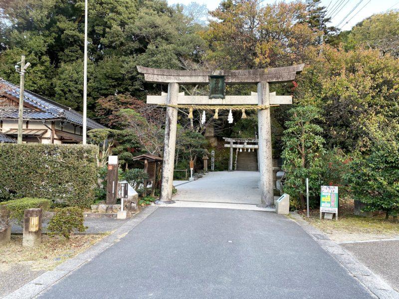 「玉作湯神社~願い石と叶い石」のアイキャッチ画像