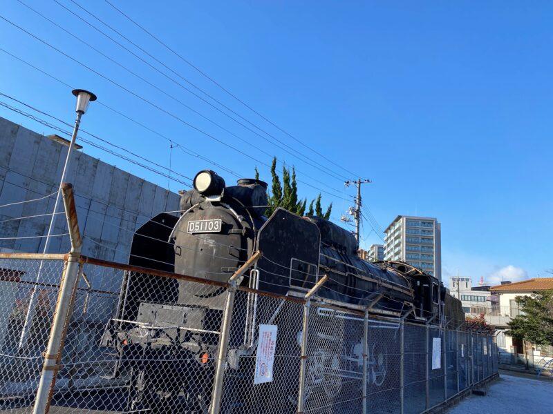 「蒸気機関車 D51 103号機」のアイキャッチ画像