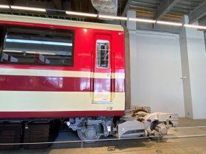 HiSE(10000形) 連接台車
