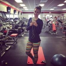 Gym to myself!