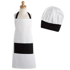 children apron set