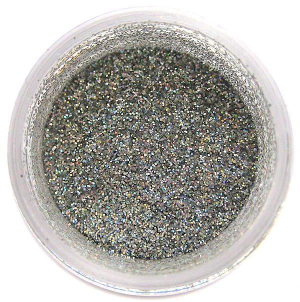 Silver Hologram disco dust