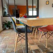 Table Excellence Nicolas à Rallonges