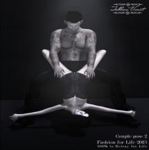 ~Tableau Vivant~ RFL 2013 - Couple pose 2 - AD