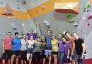 Indoor Rock Climbing at Bloc 11