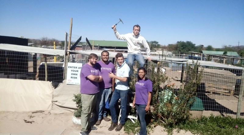 Fallen Angels Pet Rescue – Helping them build new facilities