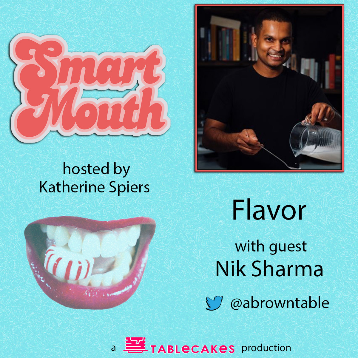 Flavor with Nik Sharma