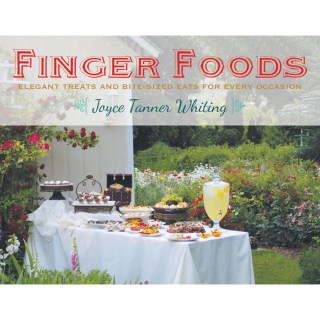 Finger Foods Cookbook is Now on Sale!