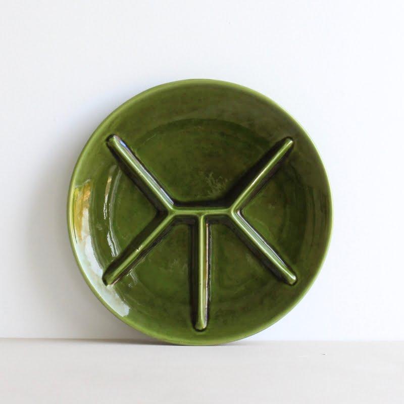 Groen fonduebord Javurek