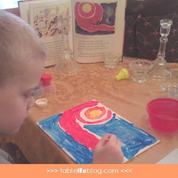 Adventures in Art: Getting Started with Homeschool Art