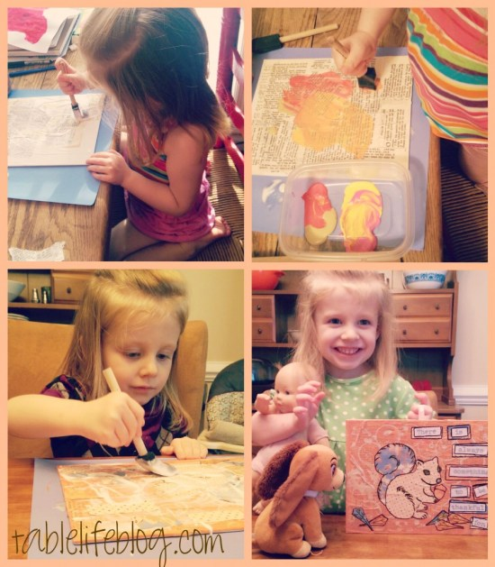Exploring Mixed Media with The Art of Fall
