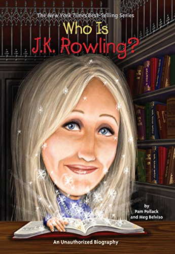 J.K. Rowling Unit Study with Free Printable Pack