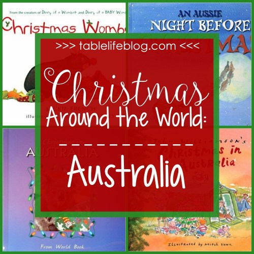 Christmas Around the World in 100 Books - Australia