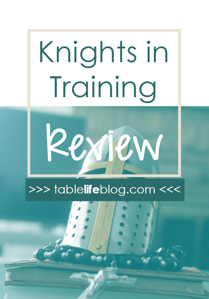 Knights in Training: Resurrecting Chivalry in a New Generation