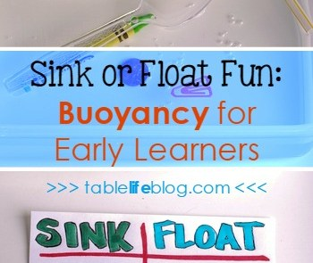 Sink or Float: A Science Experiment for Young Learners