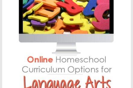Online Homeschool Curriculum Options for Language Arts