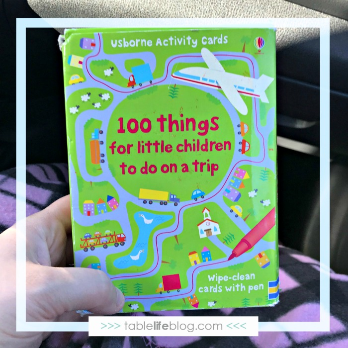 Planning for your next road trip? Here are 8 nearly screen-free ways to occupy kids while traveling.