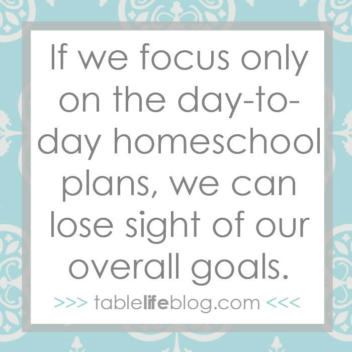 2018 Weekly Homeschool Planning Worksheets - TableLifeBlog
