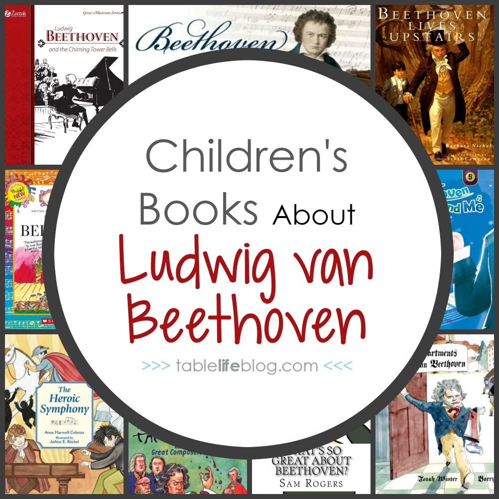What to Read: Children\'s Books About Ludwig van Beethoven ...
