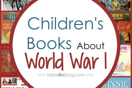 What to Read: World War I Books for Kids