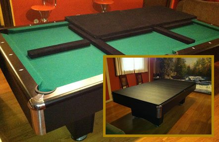 custom table pads for dining room tables | TABLE PADS | Custom Made DINING ROOM TABLE Pad Protectors