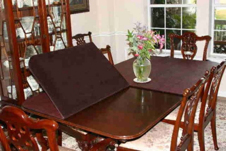 Table Pad Protectors Dining Room Tables