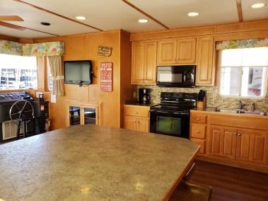 Reg salon 3 Houseboat rental table rock lake
