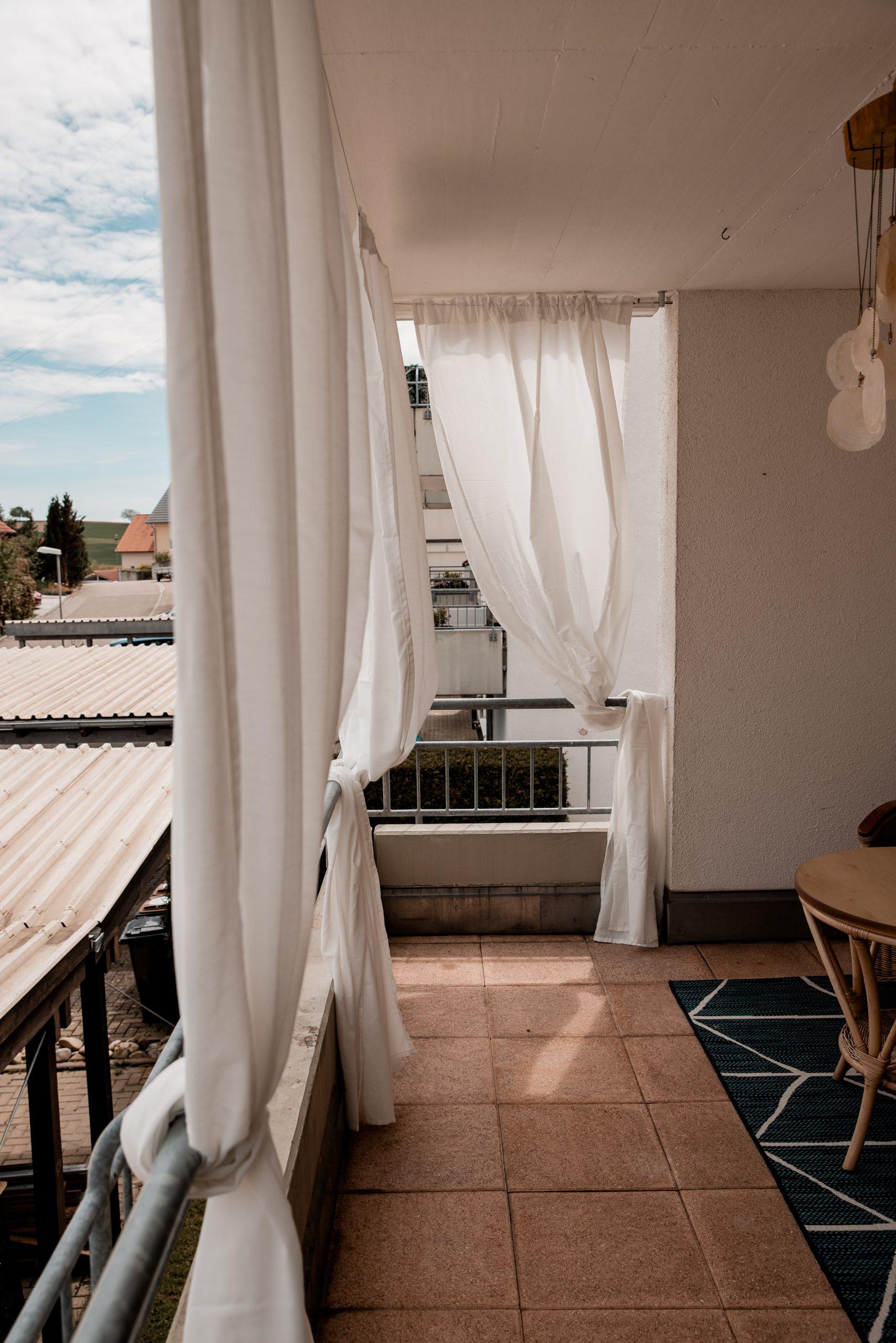decorate our boho balcony