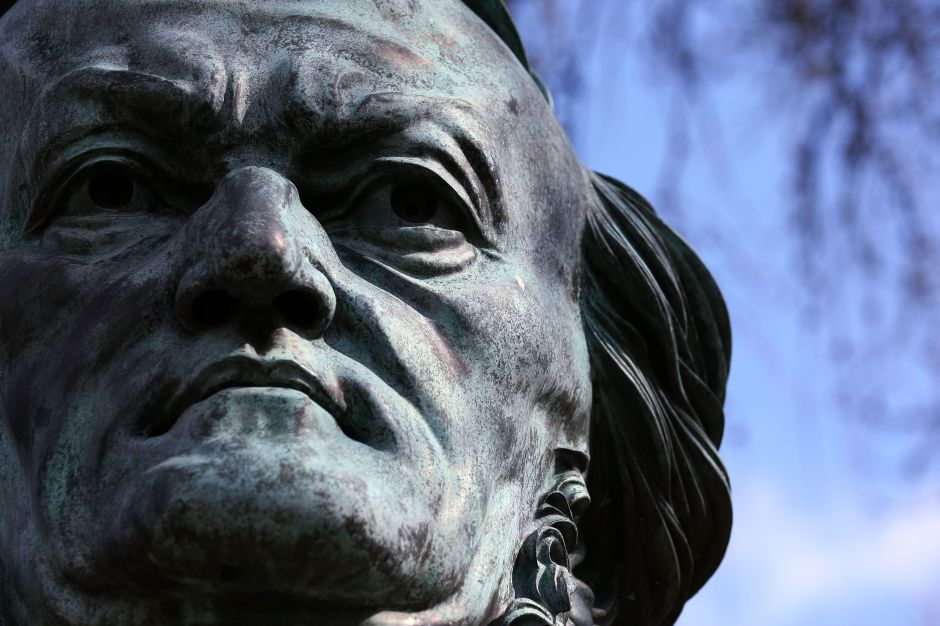 Image result for richard wagner in russia