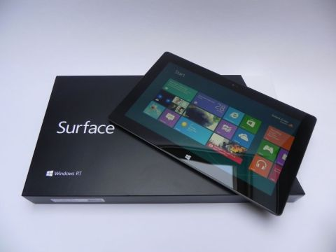 microsoft surface rt review tablet news com 01 Recensione Microsoft Surface RT, il tablet di Microsoft con Windows 8 RT
