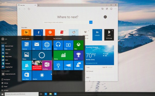 Newest Windows 10 Preview Includes Edge Browser Extensions ...