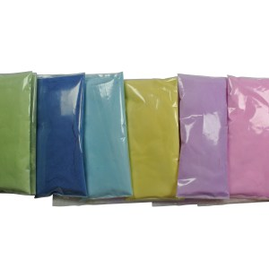 Colored Ready Mix Tablet Binder