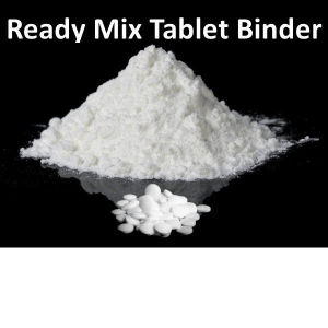 Bulk Ready Mix Tablet Binder