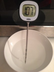 Use a Thermometer. Your Yeast and Your Bread will Thank You
